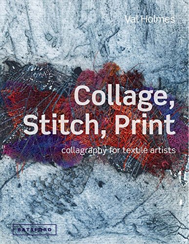 Collage, Stitch, Print Cover Image