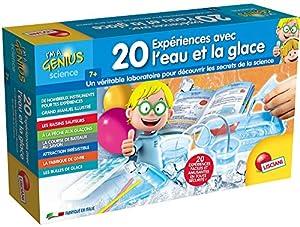 Lisciani fr59539-Juego Educativo-20Experimental con el Agua y la Hielo