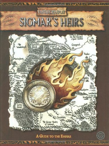 Sigmar's Heirs: A Guide to the Empire (Warhammer Fantasy Roleplaying) by Green Ronin Staff (2005-08-09)