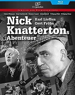 Nick Knattertons Abenteuer (Filmjuwelen) [Blu-ray]