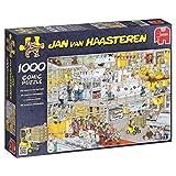 Jumbo 17452 - Jan van Haasteren - Die Schokoladenfabrik Puzzle, 1000 Teile