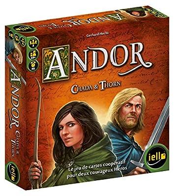 IELLO 51311 Jeux de Société - Andor - Chada et Torn