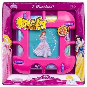 Scrolly: Disney Princess Puzzle