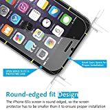 iPhone 6s Screen Protector, Foho [2-Pack] Premium Tempered Glass Screen Protector for Apple iPhone 6 6S [4.7 Inch] - 3D Touch Compatible