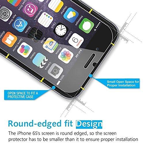 iPhone 6s Screen Protector, Foho...