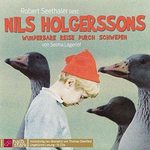 Nils Holgerssons wunderbare Reise durch Schweden: Alle Infos bei Amazon
