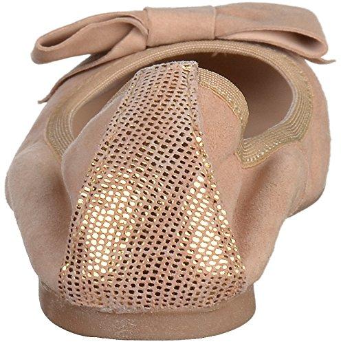 Tamaris 1-22126-26 femmes Ballerine Rose