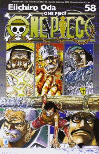 One piece. New edition: 58 One piece. New edition: 58 61JqeUhnQxL