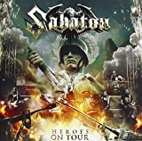 Sabaton: Heroes on Tour (Audio CD)