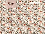 Lillestoff - Flair Blumenwiese Sommer Flower - Jersey Bio