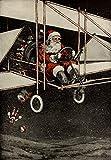 C.T. Hill – St. Nicholas Magazine 1910 This beats a sleigh & a reindeer.... Kunstdruck (45,72 x 60,96 cm)