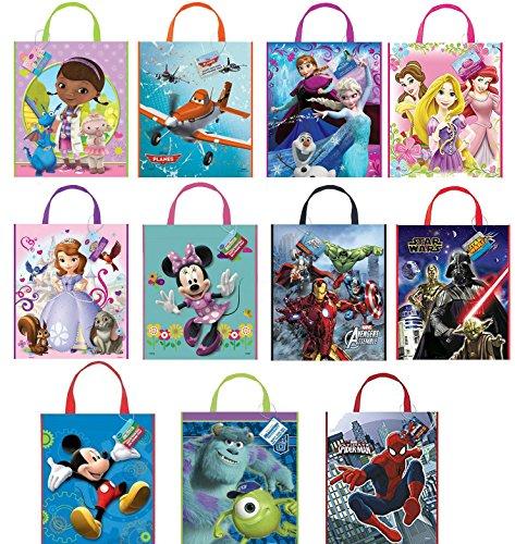 schen Kunststoff Lizenzprodukt mit Kindermotiven (Disney Tragetasche)