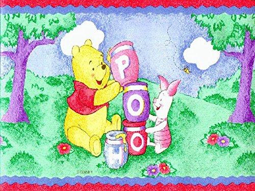 Winnie the Pooh papel pintado frontera wfp6819