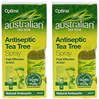 (2er BUNDLE) | Antiseptic Spray | 30ml - Australian Tea Tree preisvergleich bei billige-tabletten.eu