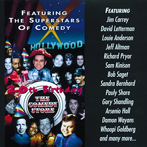 Comedy Store-20th Birthday