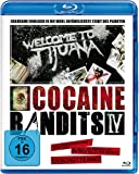 Various Cocaine Bandits 4-Welcome to Tijuana-Blu-ray D [Import allemand]