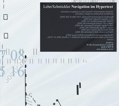 Navigation im Hypertext