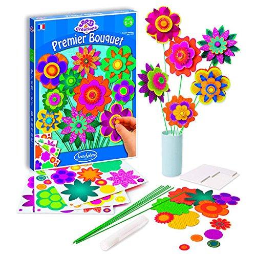 Preisvergleich Produktbild Sentosphere 02000 - Art and Creations- Blumenstrauss, Blumen-Bastelset