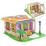 Robotime Diy Holz 3d Hölzerne Puzzle Jigsaw Lernraum Weihnachtsgeschenk Für Kinder Und Erwachsene