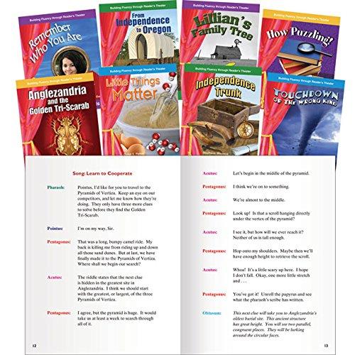Reader\'s Theater: Grades 5-6 Set (Reader\'s Theater) (Teacher Created Materials Library Set)