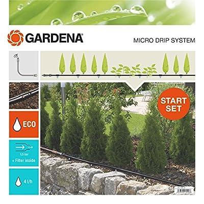 Gardena MDS Start-Set Pflanzreihen