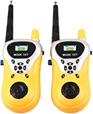 Sajani Walkie Talkie with 2 Player System Toy for Kids (Interphone)