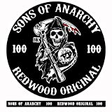 Fiches Ceramica Sons of Anarchy Valore 100