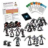 Mantic Games mgdb2 m302 Eden Revenants – Cyborg Team Spiel
