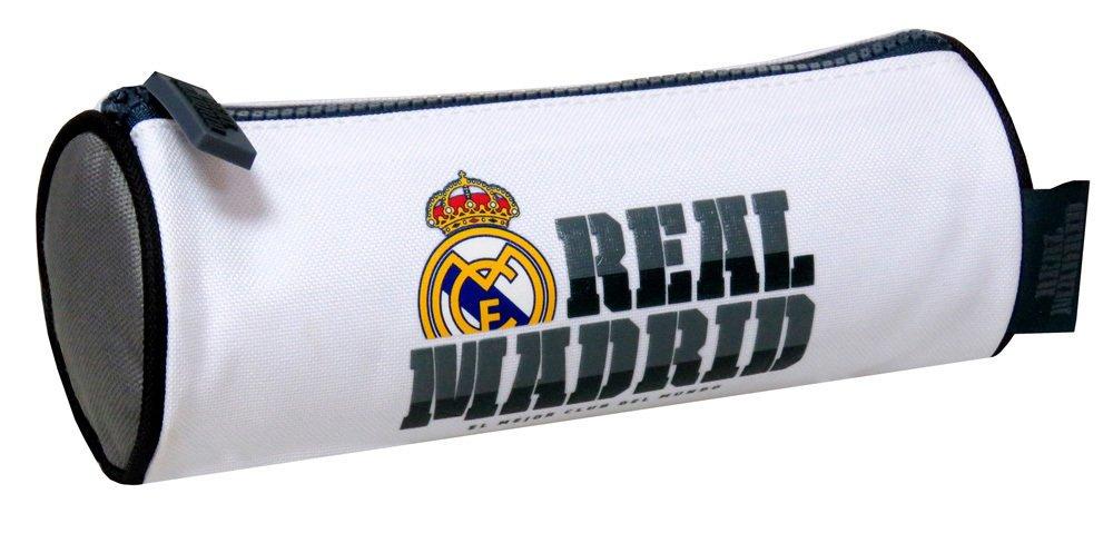 Real Madrid EP-291-RM Plumier 2 Pisos con Material Escolar