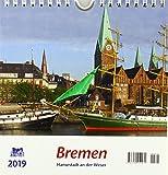 Bremen 2019: Hansestadt an der Weser