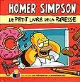 Homer Simpson Le petit livre de la paresse