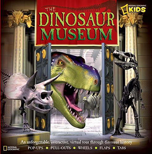 The Dinosaur Museum: An Unforgettable, Interactive Virtual Tour Through Dinosaur History -