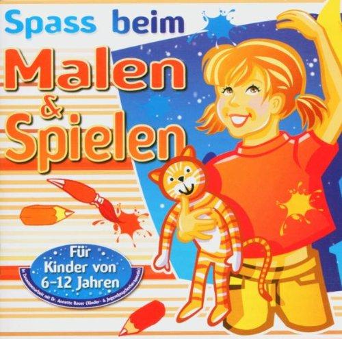 Spass beim Malen & Spielen - Klassik für Kinder von 6-12 Jahren (Corp Malen)