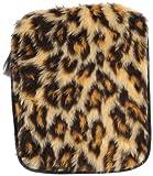 Hotties - Bolsa de agua caliente apta para microondas, diseño de leopardo