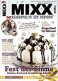 Mixx 1 2016 Fest der Sinne Fingerfood für Silvester Zeitschrift Magazin Einzelheft Heft Thermomix Rezepte