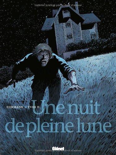Une nuit de pleine lune par Hermann, Yves H