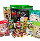 Sushi Starter Set 13 teilig + GRATIS Reislöffel - Pamai Pai® - Wasabi Nori Gari Ingwer Sojasoße
