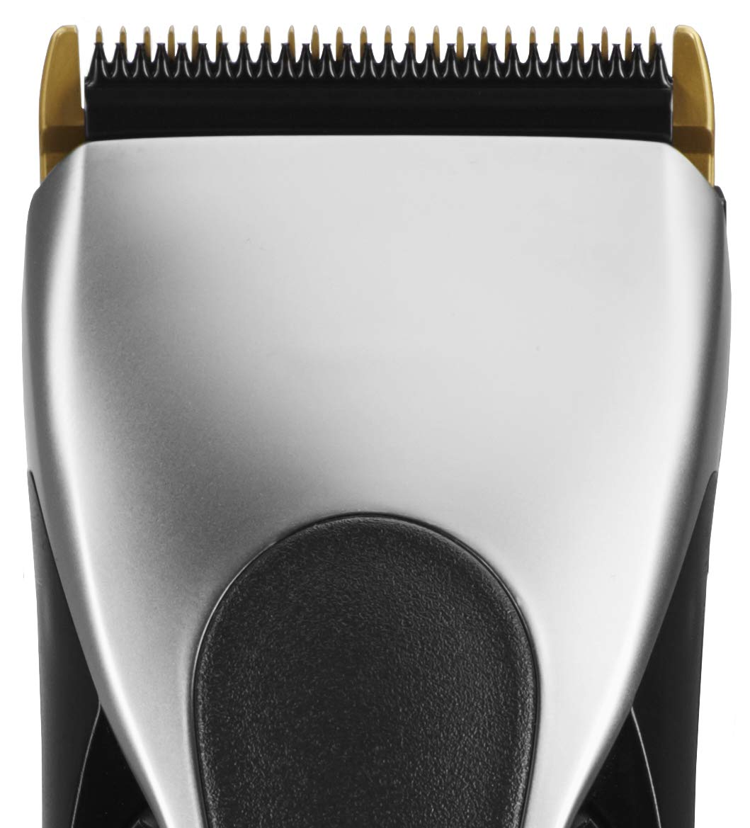 Panasonic ER-DGP72 Professional Hair Trimmer for Battery-Powered and Mains  Operated Hair Trimmer with Improved Cutting Blade for Longer Life,