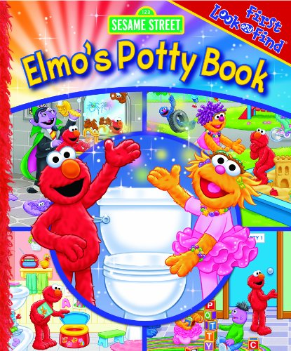 Elmo's Potty Book (First Look and Find)