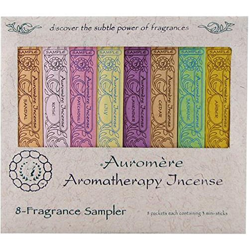 auromere-aromatherapy-incense-sample-pack-01-oz-8-fragrances