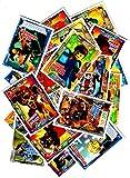 LEGO Nexo Knights - 50 Basiskarten-Set + Bonus Spezialkarte - Deutsche Ausgabe