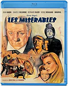 Les Miserables [Blu-ray] [1958] [US Import]