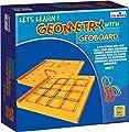 CREATIVE EDUCATIONAL Creative School Geometry with Geoboard from Creative Educational