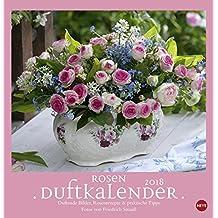 Rosenduftkalender - Kalender 2018