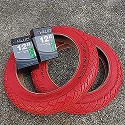 Kenda 2x Reifen 30000262 Schlauch Set 12 Zoll Kinderwagen 12 1//12 x 2 1//4 62-203