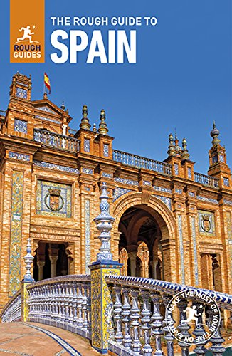The Rough Guide to Spain (Rough guides) (English Edition)