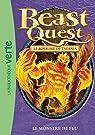 Beast Quest, tome 42 : Le monstre de feu par Blade