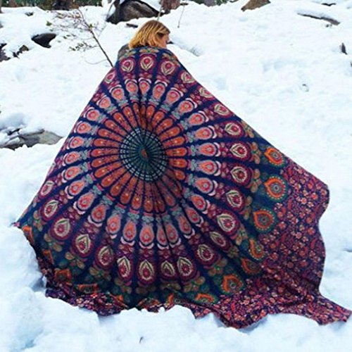 Sannysis Boho Strand-Vertuschung-Kimono Tunika 10