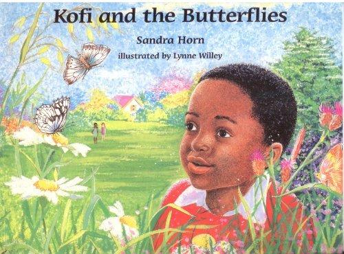Kofi and the Butterflies by Sandra Horn (1997-03-02)