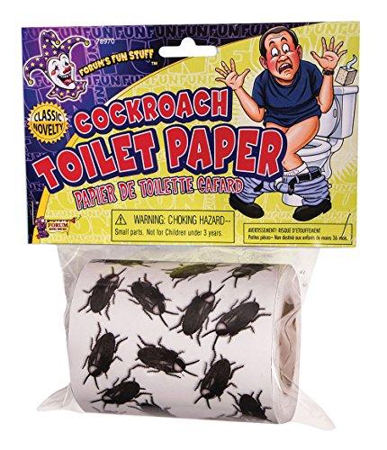 (Forum Novelties x78970Kakerlaken WC-Papier, One size)